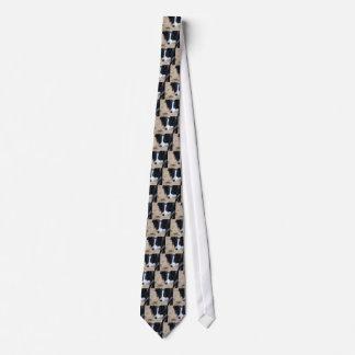 Border Collie items Tie