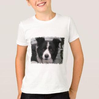 Border Collie Kid's T-Shirt