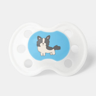 Border Collie Pacifier