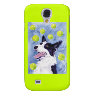 "Border Collie Phone Case - ""Magpie's Gold"""