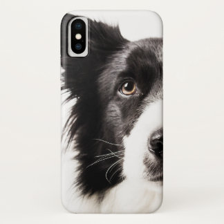 Border Collie Portrait Case-Mate iPhone Case