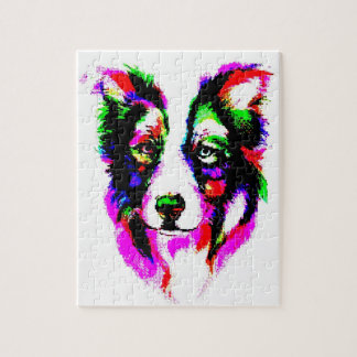 Border Collie Puzzles