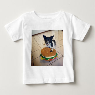 BORDER COLLIE QUEENSLAND AUSTRALIA BABY T-Shirt