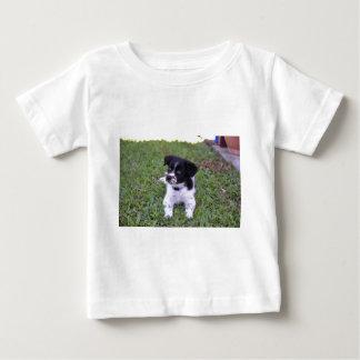 BORDER COLLIE RURAL QUEENSLAND AUSTRALIA BABY T-Shirt