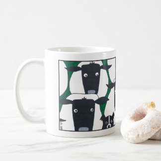 Border Collie & Sheep Mug