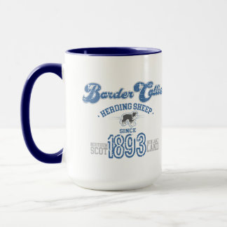 Border Collie - Since 1893 Mug