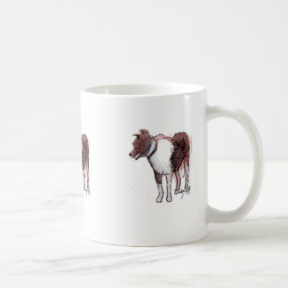 Border Collie Sketch mug