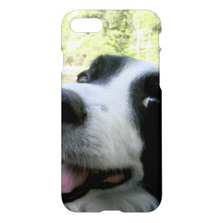 Border Collie Smile Phone Cover