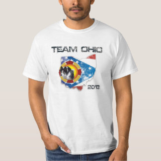 "Border Collie ""Thistle"" T-shirt"