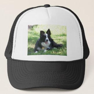 Border Collie Tshirts Trucker Hat