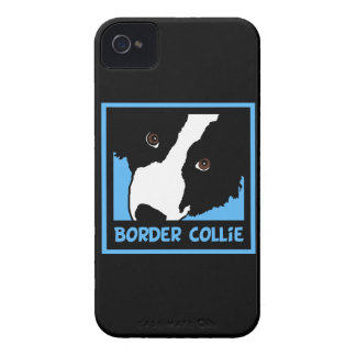 border collie watching you ewe iPhone 4 covers