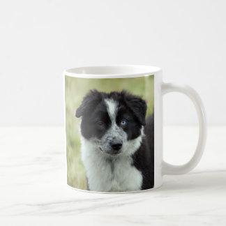 Border Collies I love heart mug, present idea Coffee Mug