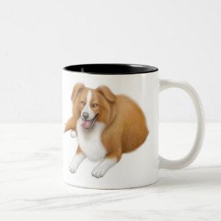 Border Collies Mug
