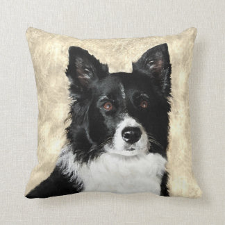 Border Collies Rock! Pillow