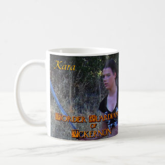 Border Guardians of Ackernon character mug-Kara Coffee Mug