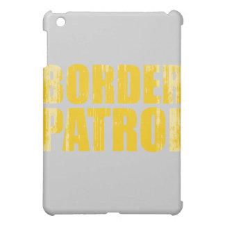 Border Patrol Faded png iPad Mini Cases