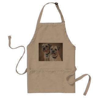 Border Terrier Apron