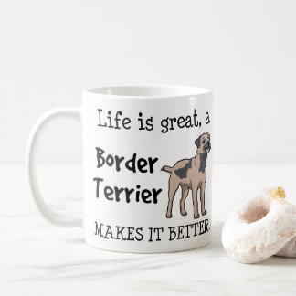 Border Terrier Dog Gift Mug