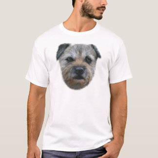 Border Terrier dog T-Shirt