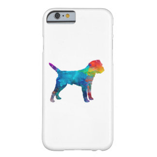 Border Terrier in watercolor Barely There iPhone 6 Case