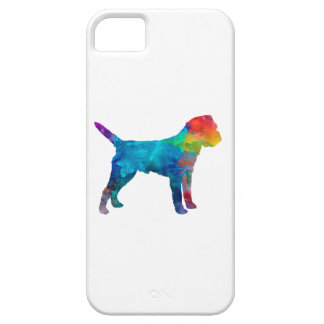 Border Terrier in watercolor iPhone 5 Cover