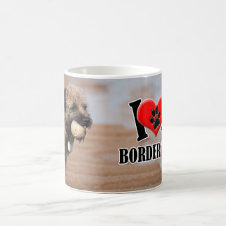 Border Terrier Love Mug