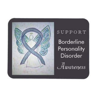 Borderline Personality Disorder Awareness Magnet