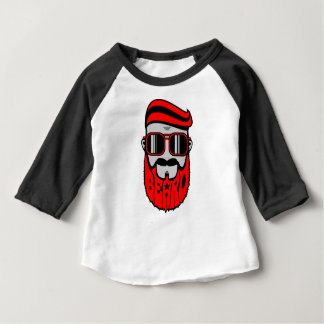 bore red baby T-Shirt