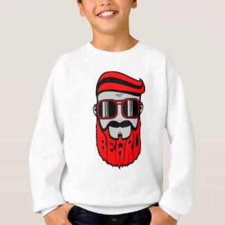 bore red sweatshirt