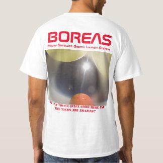 BOREAS: Micro satellite launch system T-Shirt