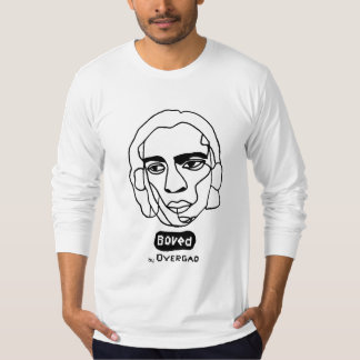Bored by overgao T-Shirt