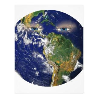 BORED EARTH LETTERHEAD