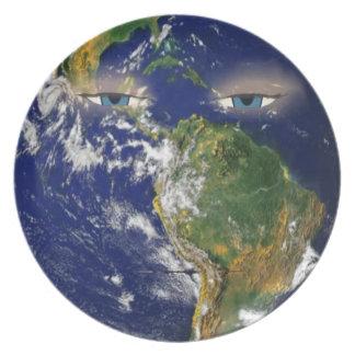 BORED EARTH PLATES