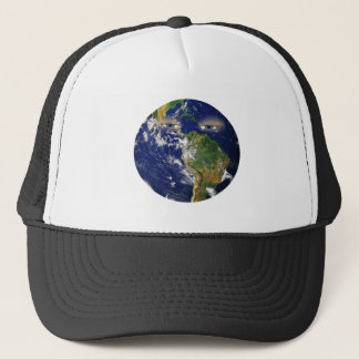 BORED EARTH TRUCKER HAT