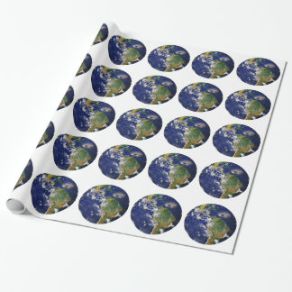 BORED EARTH WRAPPING PAPER
