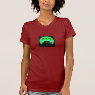 BORED - EXCITED interest-o-meter T-shirt