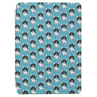 Bored Frenchie iPad Air Cover