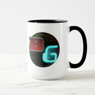 Bored Gamers - Two-Tone Mug