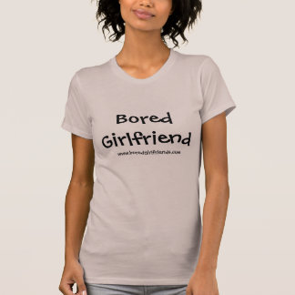 Bored Girlfriend Tank Top