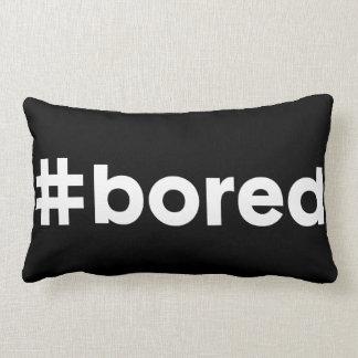 Bored Slogan Pillow Cushion