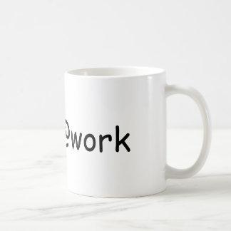 bored@work classic mug