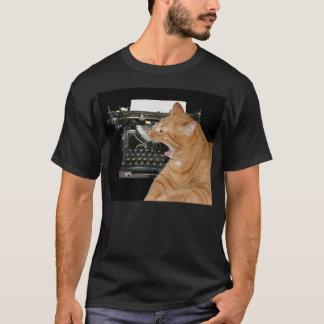 Bored writer t-shirt