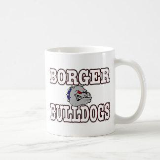 Borger Bulldogs! Coffee Mug