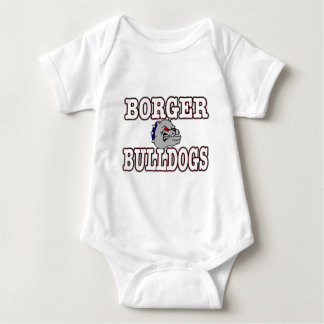 Borger Bulldogs! T-shirts
