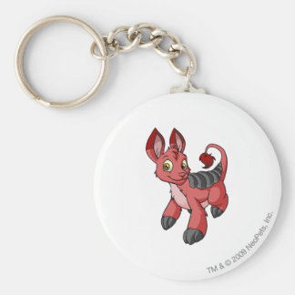 Bori Red Keychain