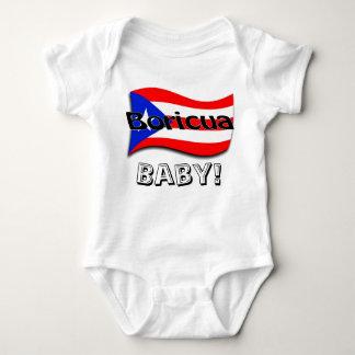 Boricua Baby! Baby Bodysuit