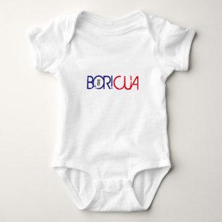 Boricua Baby Baby Bodysuit
