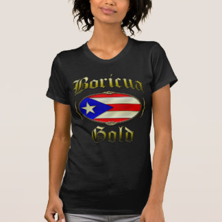 Boricua Gold T-Shirt
