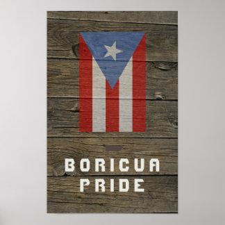 Boricua Pride Poster