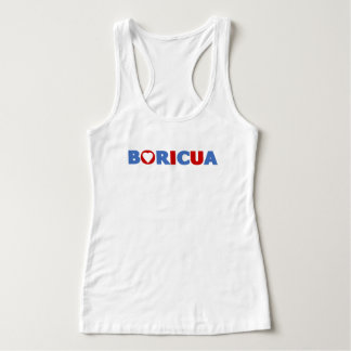 Boricua Pride Tank Top